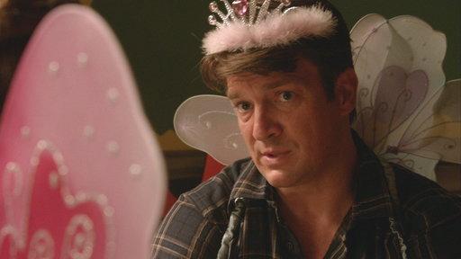 Fairy Castle Has a Special Tea Party