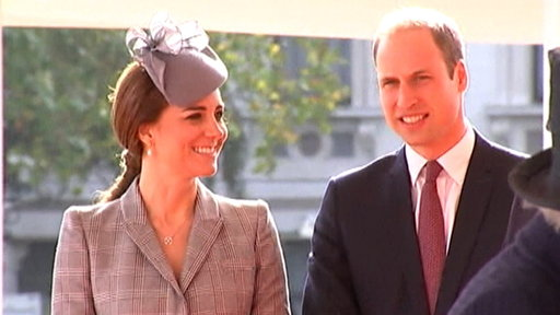 Duchess Kate Makes First Appearance Since Pregnancy