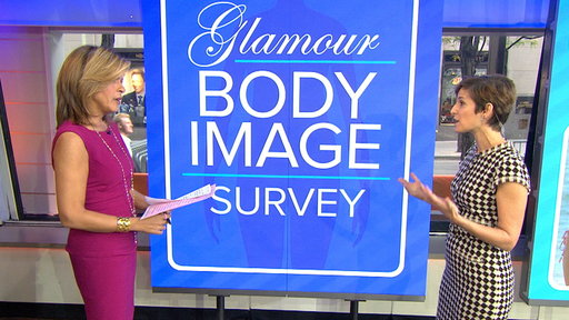 Editor: 54 Percent of Women Don't Feel Good About Bodies