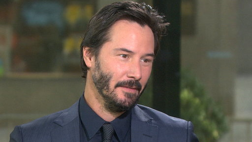 Keanu Reeves Talks About Turning 50
