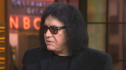 Gene Simmons to Women: 'You Are Backbones of Families'
