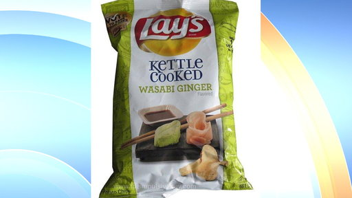 Lay's Wasabi Ginger Chips Win $1 Million for NJ Nurse