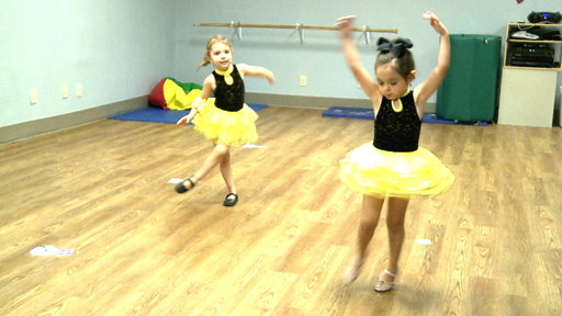 Mom Offers Free Dance Classes to Special-Needs Kids