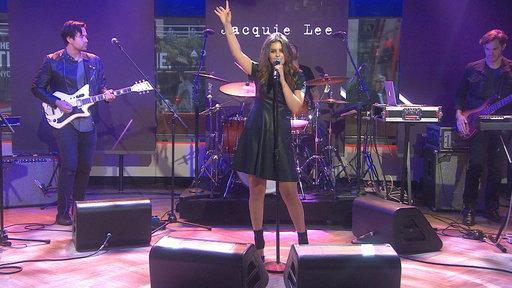 Jacquie Lee Performs 'Broken Ones' On TODAY