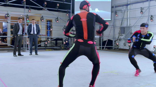 BONES On the Motion Capture Stage