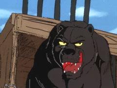 Deadly Battle Against the Giant Bear image