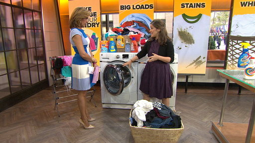 How to Take Charge of Your Laundry