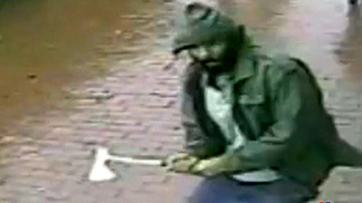 NYC Hatchet Attack Suspect Had Self-Radicalized, Was Planning 'Terror Attack'
