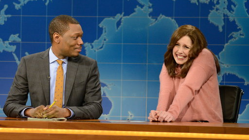 Weekend Update: Romantic Comedy Expert