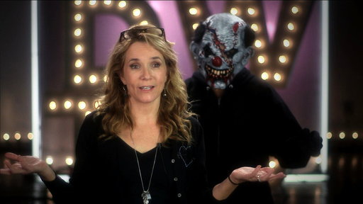 DWTS Spooky Scares