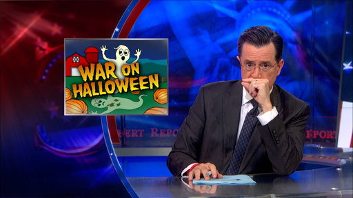 War On Halloween: Flaming Bags of Government