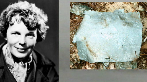 Amelia Earhart Plane Fragment Found, Investigators Say