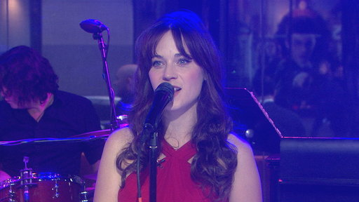 She & Him Perform 'Time After Time' On TODAY