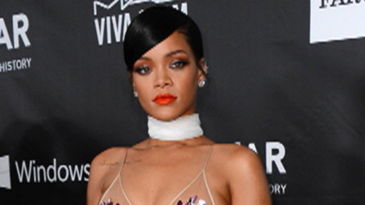 Were Rihanna, Miley Cyrus Too Sexy for AMFAR Gala?