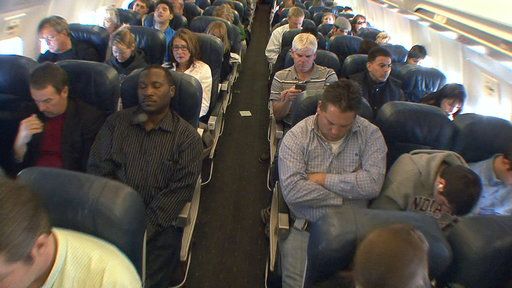 Delta, American Airlines Using Skinny Seats