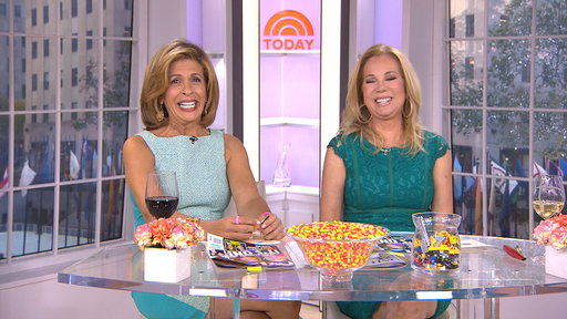 Hoda's Favorite Toy Was Her Easy Bake Oven