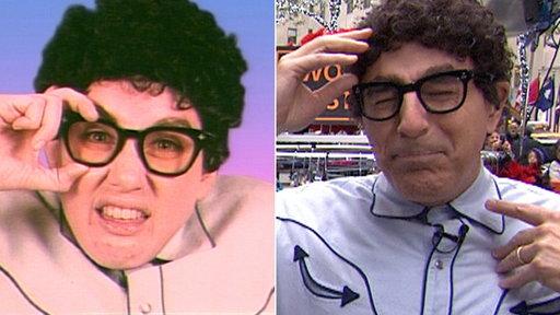 Matt Is Pat! Anchor Dresses As 'SNL' Character