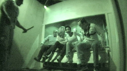 TODAY Anchors Scream Their Way Through Haunted House