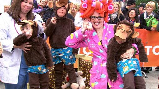 Viewers Win Halloween Costume Contest