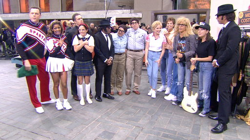 See TODAY As 'Saturday Night Live' for Halloween 2014
