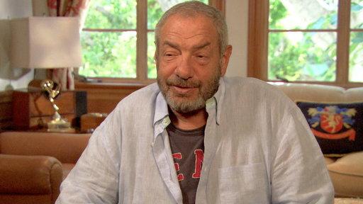 Dick Wolf Talks #CrossoverWeek