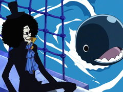 (Sub) Brook's Past a Sad Farewell With His Cheerful Comrade image