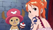 One Piece 378: The Promise from a Distant Day the Pirates' Song and a Small Whale