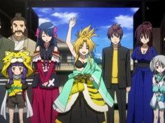 (Sub) Nobuna Advances On Kyoto image