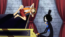 One Piece 381: A New Crewmate! The Musician, Humming Brook