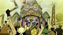 One Piece 322: Goodbye My Dear Underlings! Franky Departs!