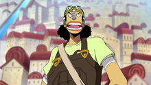 One Piece 323: Departing the City of Water! Usopp Mans up and Brings Closure to the Duel!