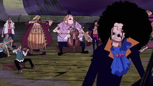 One Piece 380: Bink's Booze the Song That Connects the Past With the Present
