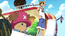 One Piece 321: The King of Animals That Overlooks the Sea! The Dream Ship Magnificently Completed!