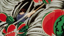 Ranma 1/2 126: The Date-Monster of Watermelon Island