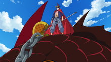 One Piece 670: Dragon Claw Strikes! Lucy's Intimidating Attack!