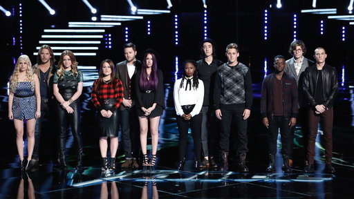 19. The Live Top 12 Eliminations
