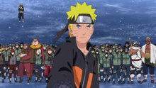 Naruto Shippuden 387: The Promise That Was Kept