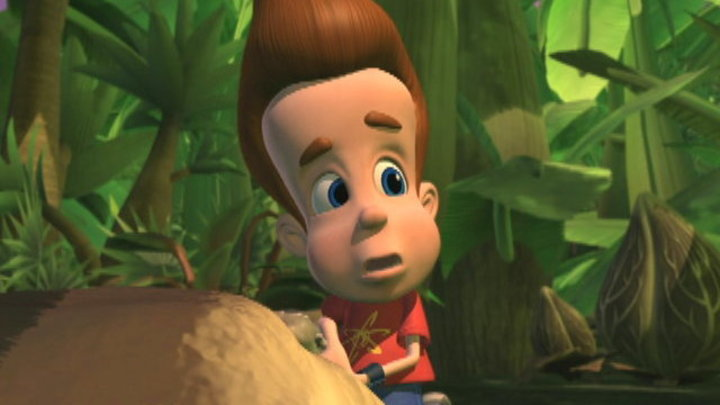 Jimmy neutron season 1 episode 19 - Peter pan live action