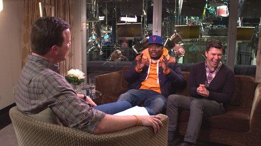 Willie Meets SNL's New Weekend Update Team