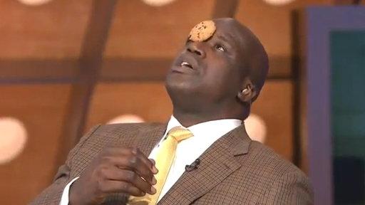 Shaq Fails Cookie Challenge