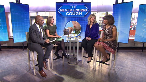 Pediatrician Clears up Never-ending Cough Confusion