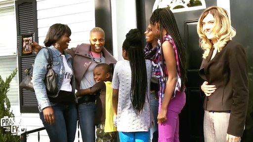 'Oh My Gosh!' Mom, Kids Surprised With New House