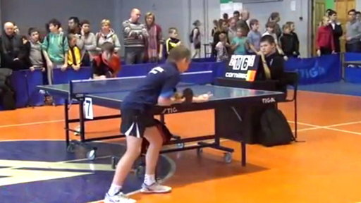 Anchors Aghast: Table Tennis Player Shoves Referee