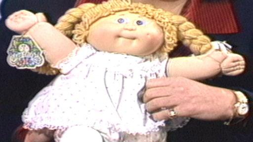 Flashback: Cabbage Patch Kids Frenzy