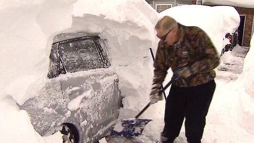 Buffalo Digs Out from Massive Snowstorm, Prepares for Flooding
