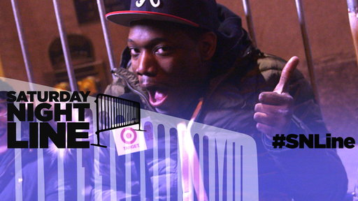 Saturday Night Line: SNL's Michael Che Spends Some Quality Time With Fans