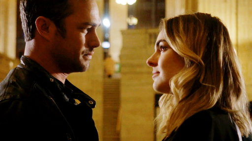 Severide and Brittany Say Goodbye