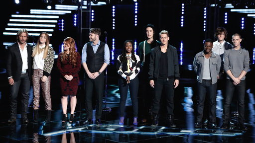 21. The Live Top 10 Eliminations
