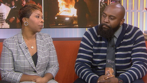 Michael Brown's Dad: 'We're Just Going to Keep Fighting'