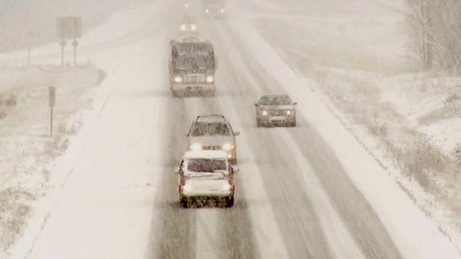 Winter Storm Causes Thanksgiving Travel Delays